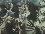 1980 famine in Karamoja, Uganda