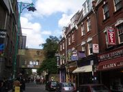Brick Lane 2005
