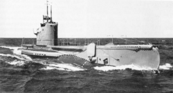 Kalev class submarine Estonia