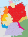 Morgenthau Plan (Large Danube federation).png