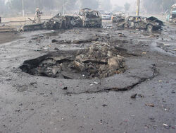 Car bombing, Baghdad