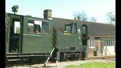 Chilmark Military Railway - Telerail