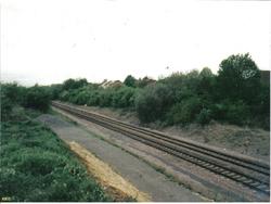 Haddenham station 2007.