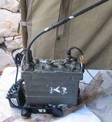 AN/PRC-77 Portable Transceiver