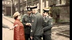 East German GDR Police