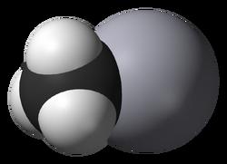 Methylmercury-cation-3D-vdW