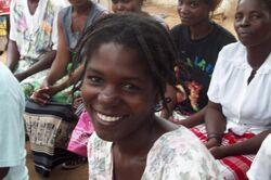Angolan women