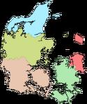 Denmark regions
