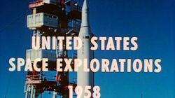 First 5 US satellites United States Space Explorations 1958 NASA; Explorer, Vanguard, Pioneer-0