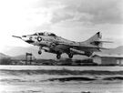 TF-9J Cougar of H&MS-13 in Vietnam c1967