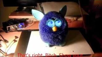 How to exorcise a demon from a Furby