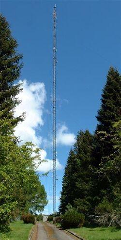 Communication Mast - geograph.org.uk - 11782