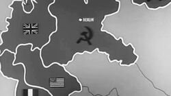 "Berlin History 1945-1958 ""Journey Across Berliin"" 1961 US Information Service; Cold War-0"