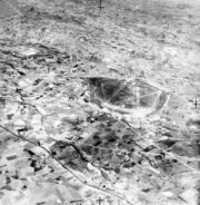 RAF Ta Kali aerial photo 1941
