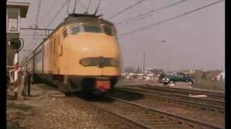 Verkeer in Nederland omstreeks 1972