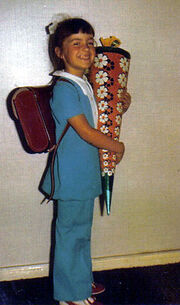 Send to school 1970