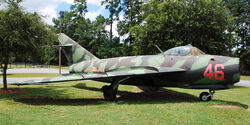 MiG 17A Mighty 8th