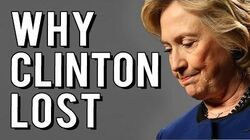Why Clinton Lost The Election-1