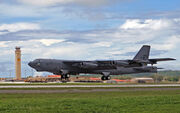 B-52 Stratofortress Takeoff