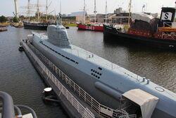 U-Boot Typ XXI U-2540 (-Wilhelm Bauer-) (9447881765)