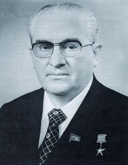 Yuri Andropov - Soviet Life, August 1983