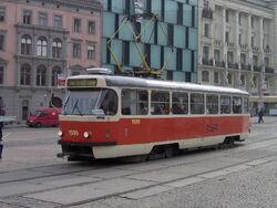 Tram T3R.P Brno