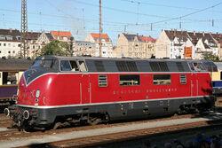 V200 033 Fürth