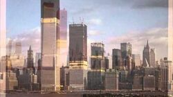 Birth of the Twin Towers (World Trade Center) 1966-1973