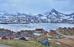 Tasiilaq - Greenland summer 2009