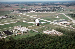Scott AFB Aircraft
