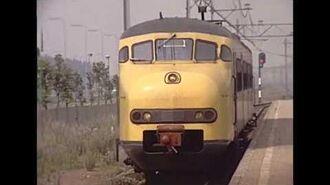 Spoorlijn Schiphol 1980