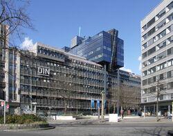 DIN-Sitz Berlin