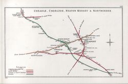 Cheadle, CHorlton, Heaton Mersey & Northenden RJD 149