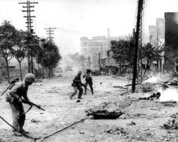 KoreanWar recover Seoul
