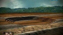 Open pit coal mine ng semirara mining corp