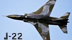 Soko J-22 Orao (Eagle)