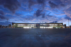Prishtina International Airport -Adem Jashari- Limak Kosovo