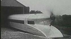 Propellertriebwagen Kruckenberg Schienenzeppelin (1930) Part 1