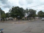 Small square in San Ramón de la Nueva Orán