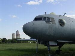 Ил-14 в Тушино