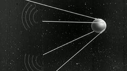 Sputnik - 60 years on from the Start of the Space Race