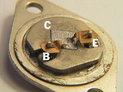 PowerTransistor 2N3055 1