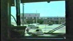 San Diego Trolley in 1985