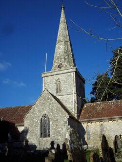 St Margaret of Antioch, Chilmark - geograph.org.uk - 330849