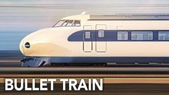 Why This Train Is The Envy Of The World The Shinkansen Story