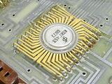 Soviet MSI nMOS chip