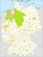 Hanover and Oldenburg planed