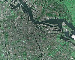 Amsterdam Satellite