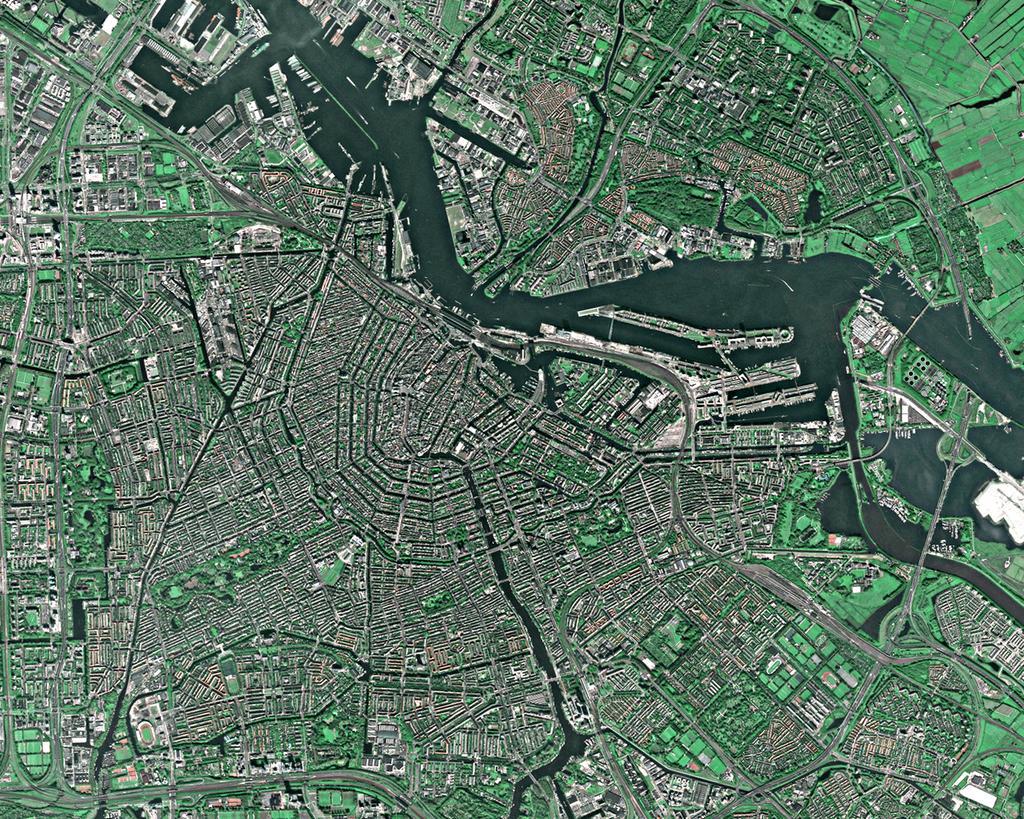 Image Amsterdam Satellitejpg Cold War World Wiki - Latest satellite view