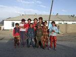 Children group, Murghab, Tajikistan